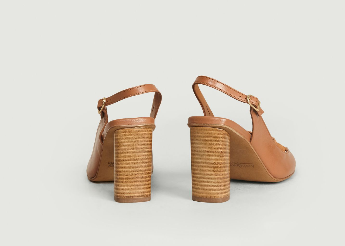 Sandales sling-back Aesa - Anthology Paris