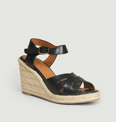 Barca Wedge Sandals