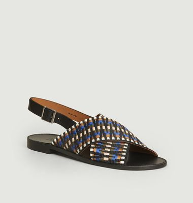 Sandales Birmanie