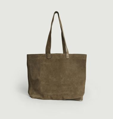 Louison Suede Tote Bag
