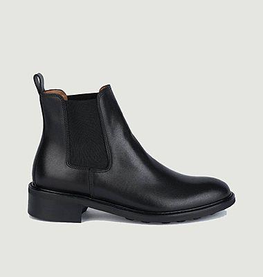 Chelsea boots en cuir 7226