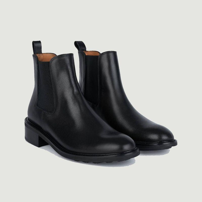 Chelsea boots en cuir 7226 - Anthology Paris