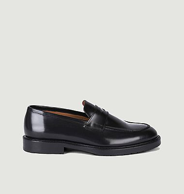 7420 polido leather loafers