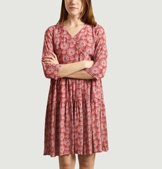 Bela Loose Dress