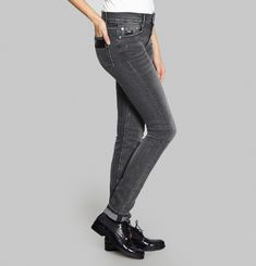 Jean Joey Watts Black 70