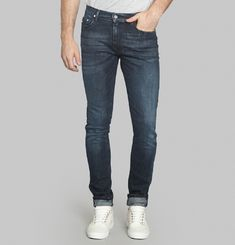 Joey Dark Craft Jeans