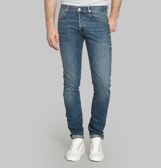 Two Selvedge Dictator Jeans