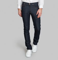 Jean Dictator Selvedge Raw
