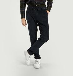 Pantalon En Velours Côtelé Raphael