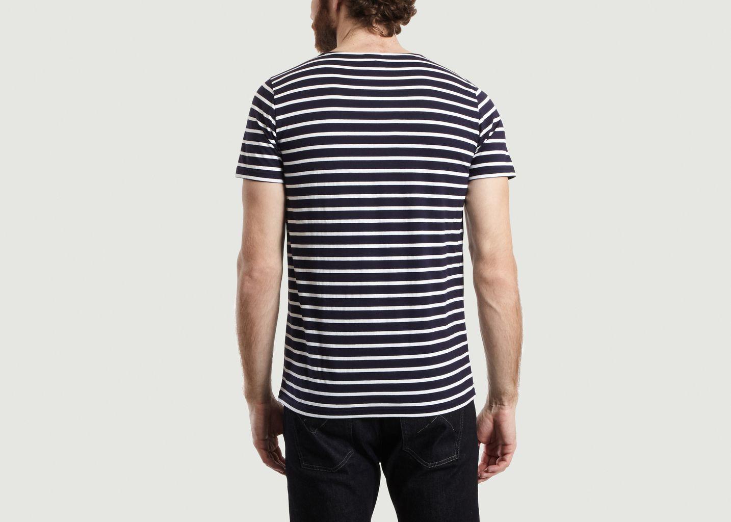 T-Shirt Héritage à Rayures - Armor Lux