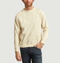 Héritage cotton sweatshirt