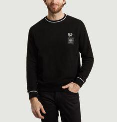 Sweatshirt en Piqué