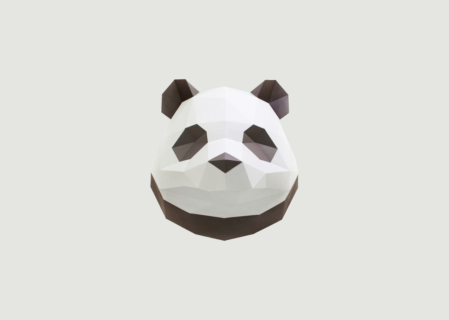 Kit Panda en Papier - Assembli