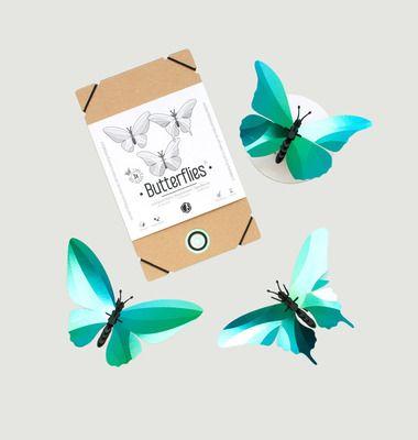 Kit Papillons en Papier