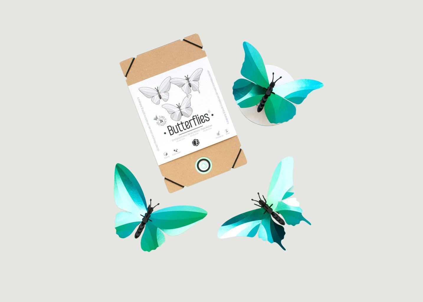 Kit Papillons en Papier - Assembli