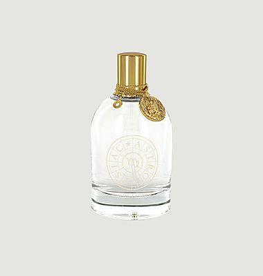 Parfum et collier Vierge
