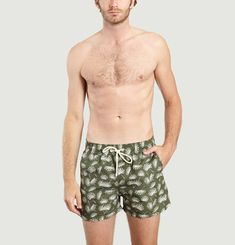 Palm Spring Swimming Trunks