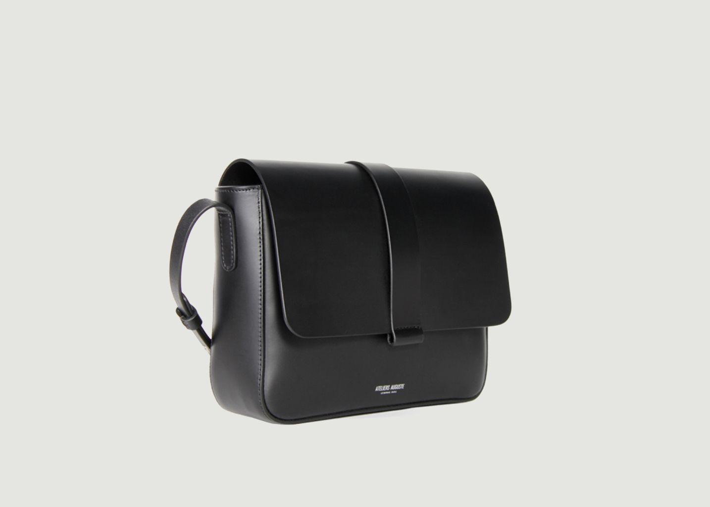 5747ab0cb9a6 Monceau Handbag Black Ateliers Auguste