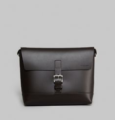 Valmy Leather Satchel