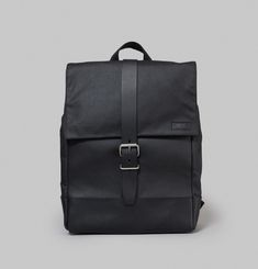 Waxed Ménilmontant Backpack