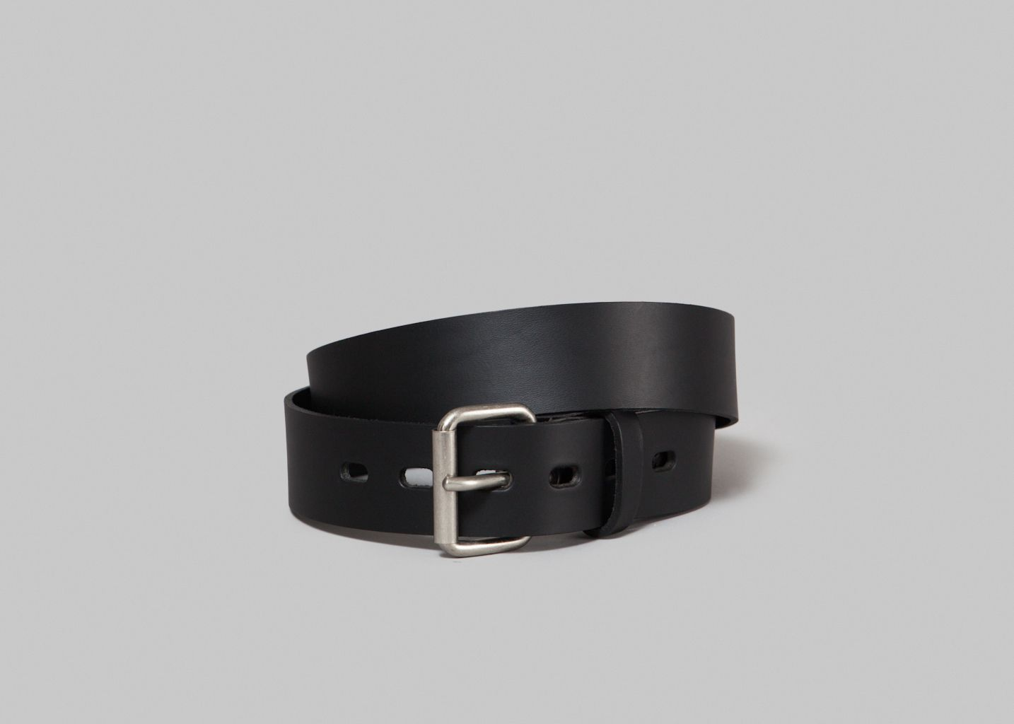 Leather Belt - Ateliers Auguste