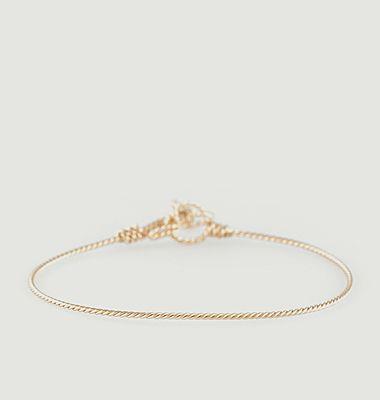 Bracelet Original Nude Torsadé
