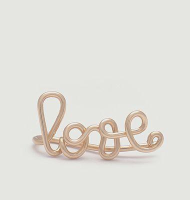 Boucle d'oreille earcuff gauche Original Love