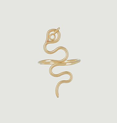 Bague serpent Adam x Jean Cocteau