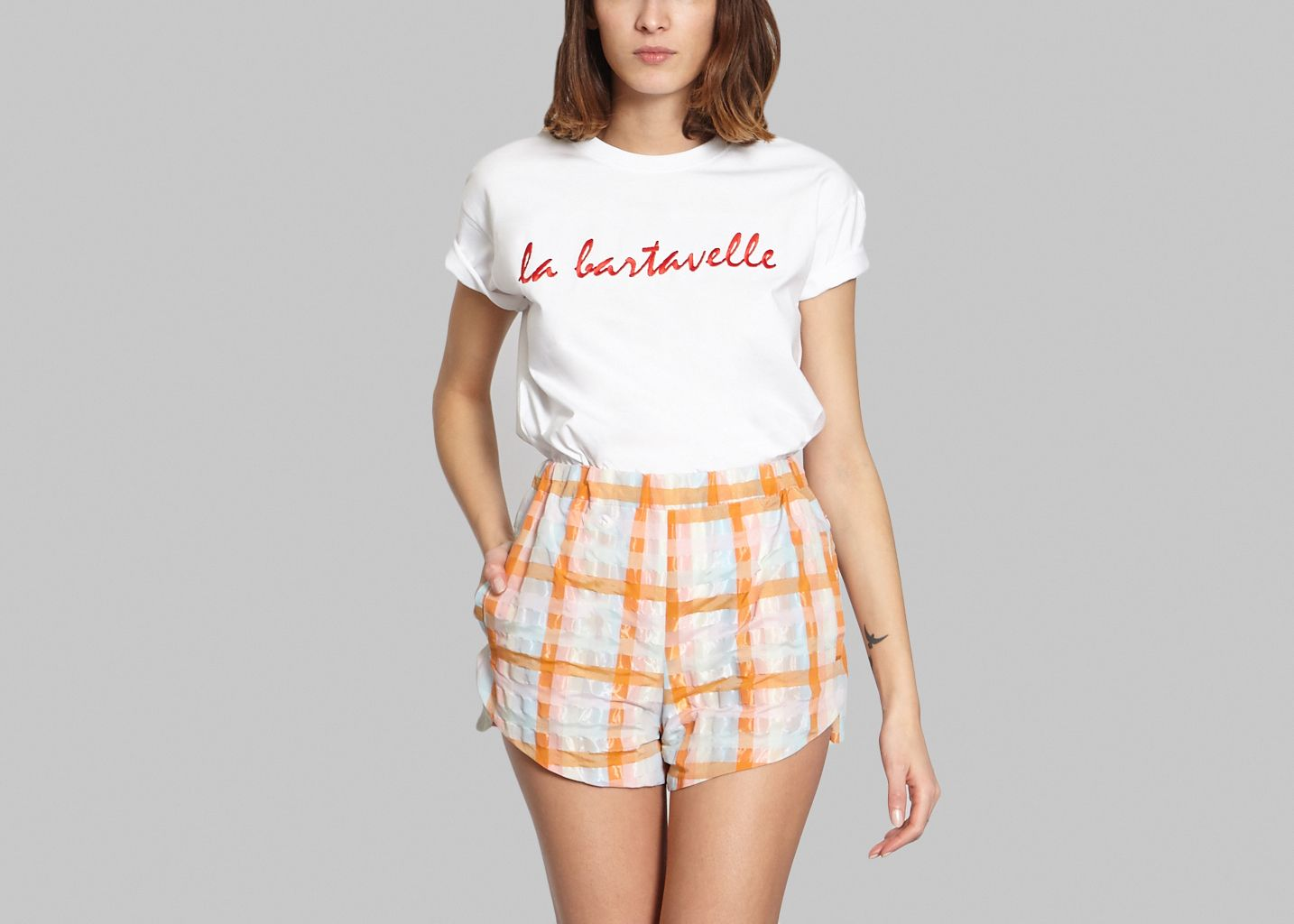 Tshirt La Bartavelle - Atelier Bartavelle
