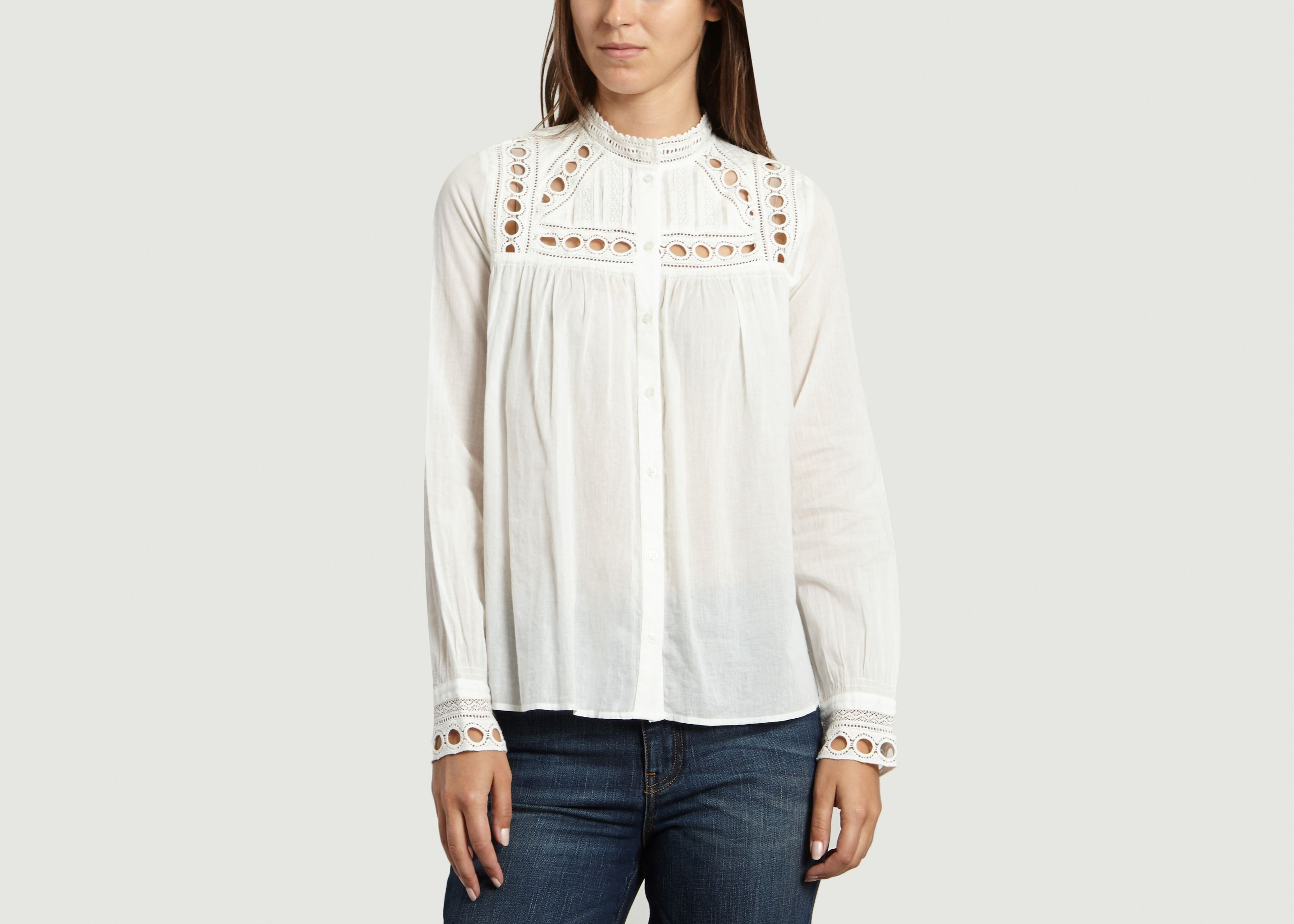 2018 Online Clearance Countdown Package SHIRTS - Blouses Vanessa Bruno Sast Cheap Price Discount Shop Offer Pre Order Online 6C0pV4AuvE
