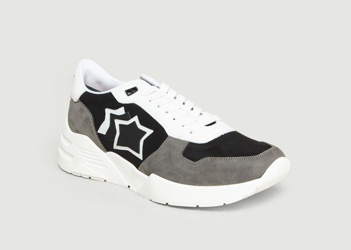 Sneakers En Daim Et Textile Mars - Atlantic Stars