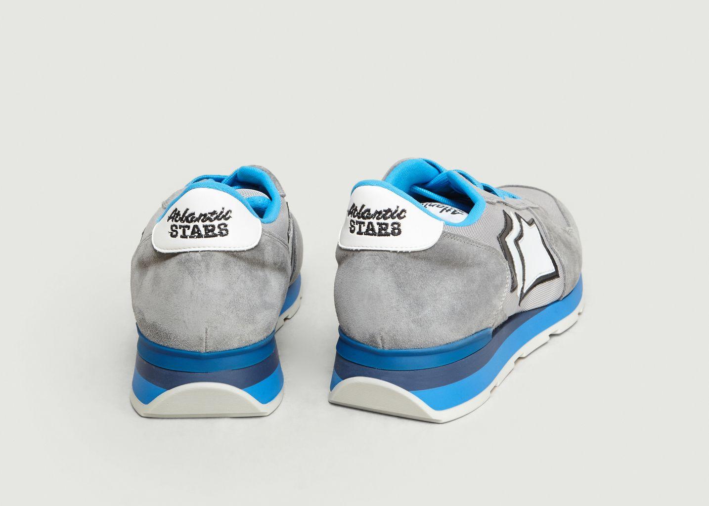 Sneakers En Daim Et Tissu Antares - Atlantic Stars