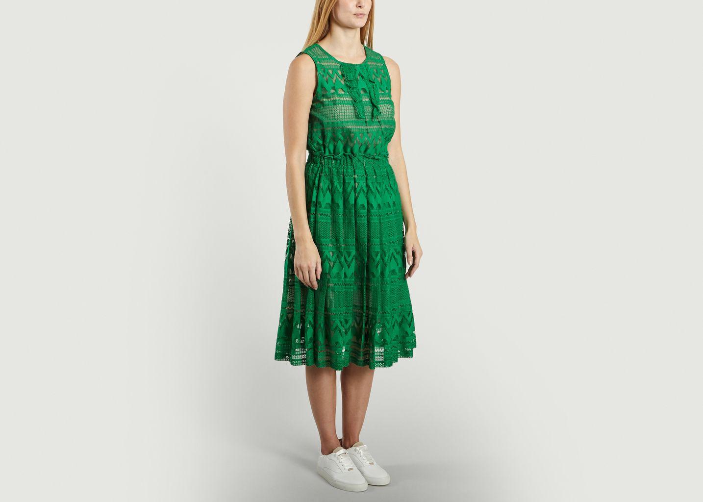 d1a699fc86dd Roselinda Dress GreenAttic and Barn