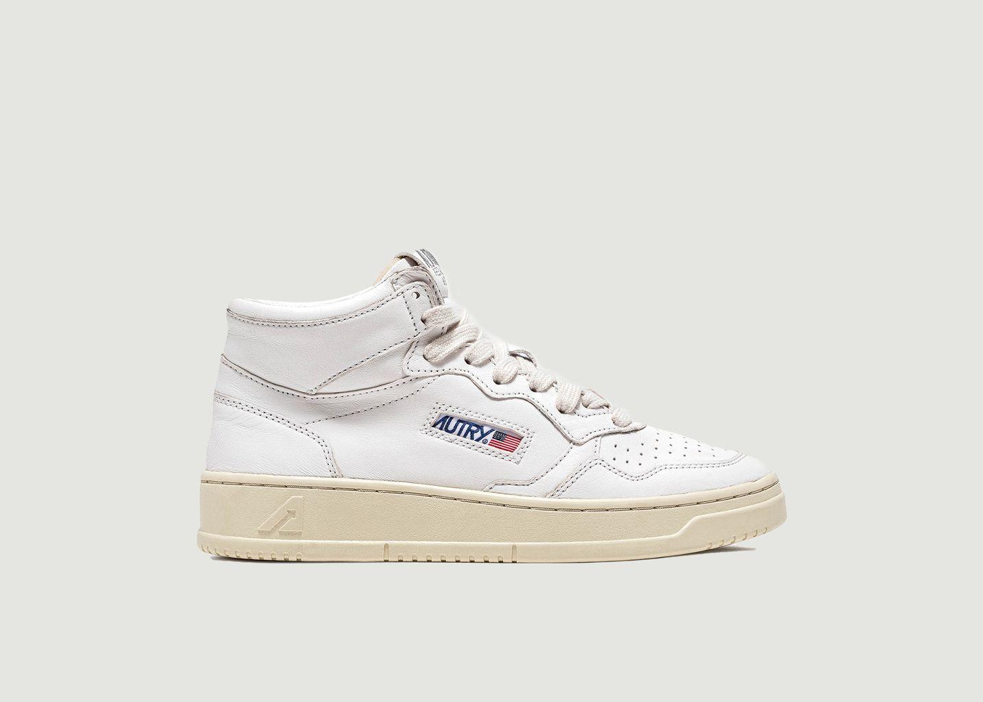 Sneakers Mid 01 - AUTRY