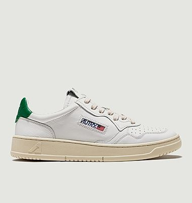 Sneakers Medalist Low White Leather