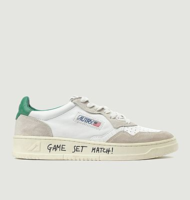Sneakers Medalist Game Set Match
