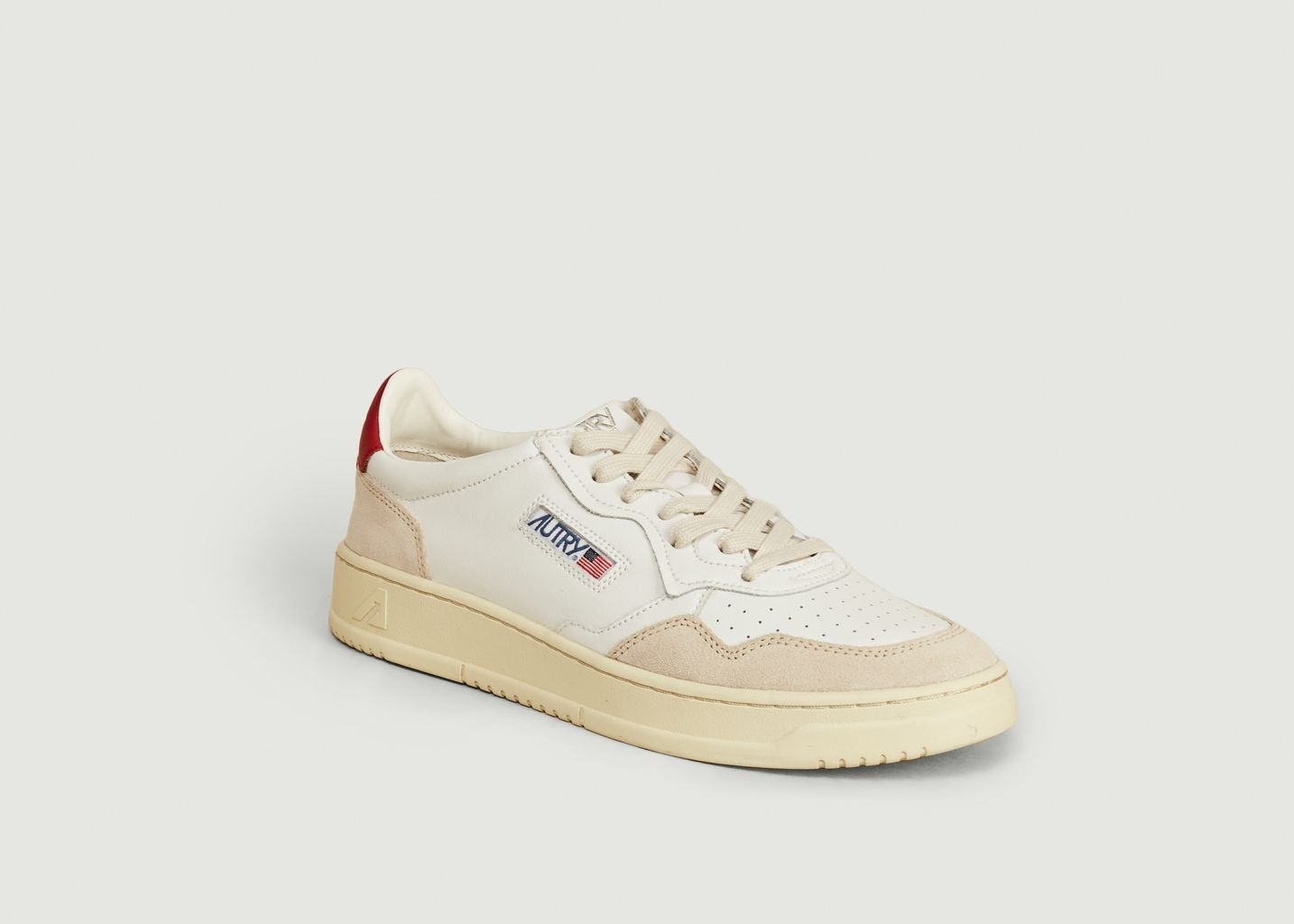 Sneakers en cuir 01 Low - AUTRY