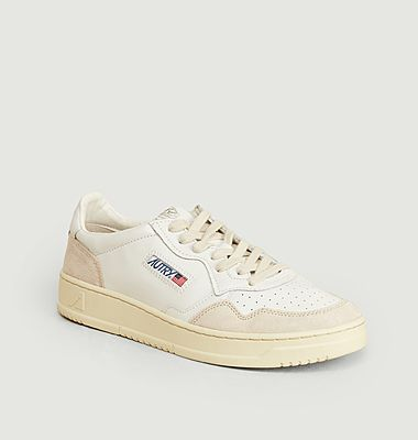Sneakers en cuir 01 Low