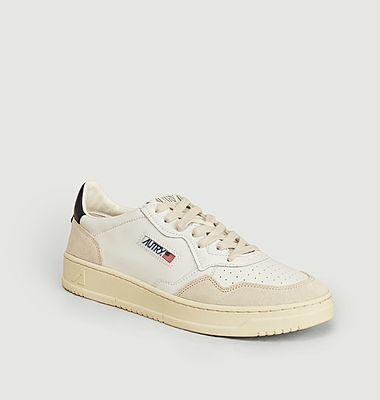 Sneakers en cuir 01 Low