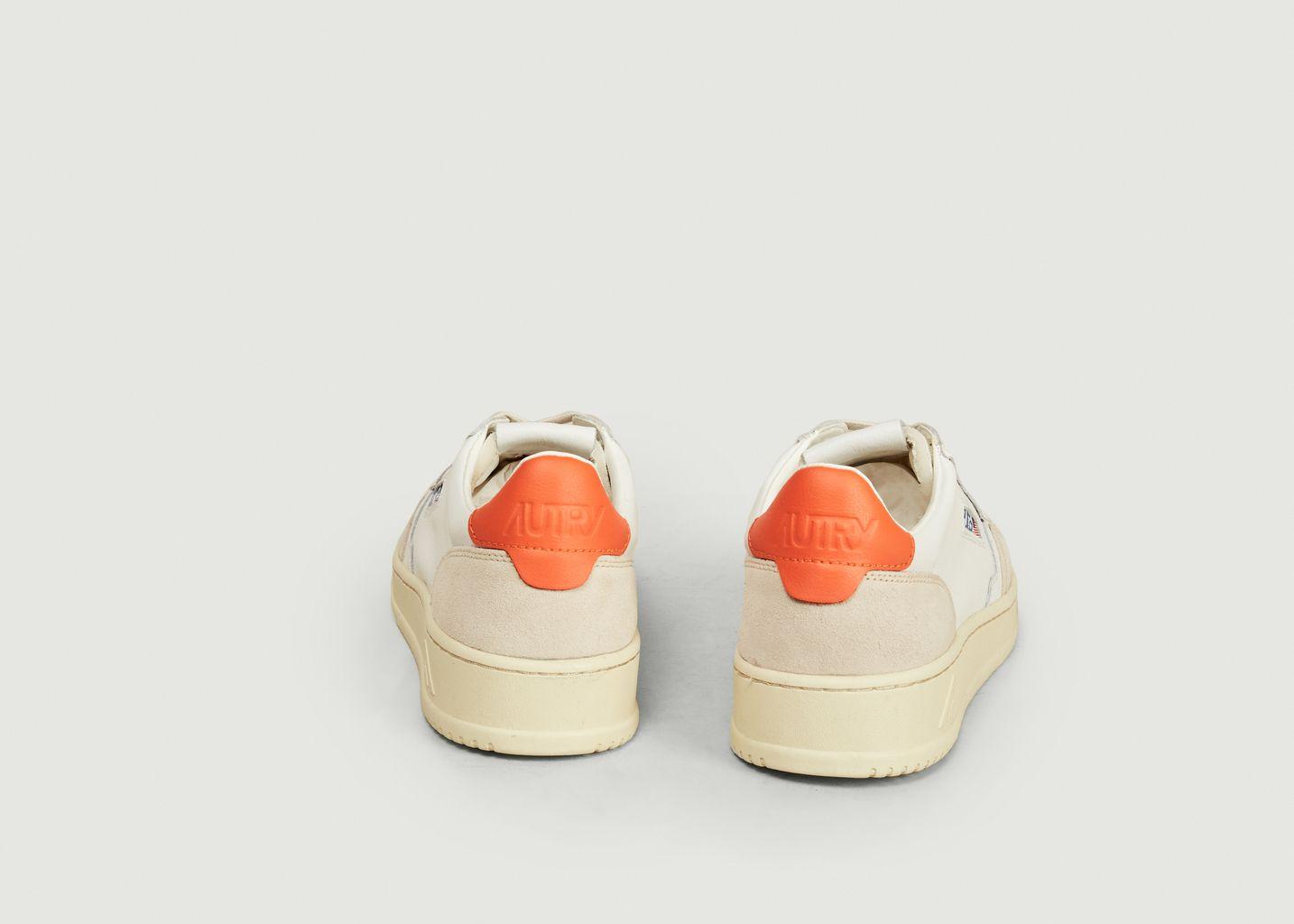 Sneakers en cuir Medalist - AUTRY