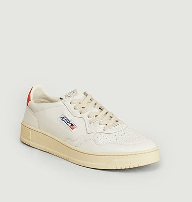 Medalist leather sneakers