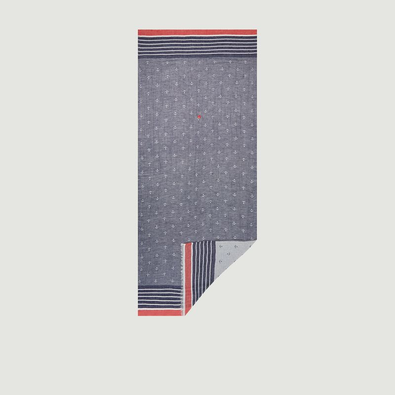 Foulard Sauzon - AV08 Paris