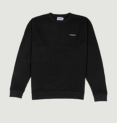 Sweatshirt Heart en coton biologique