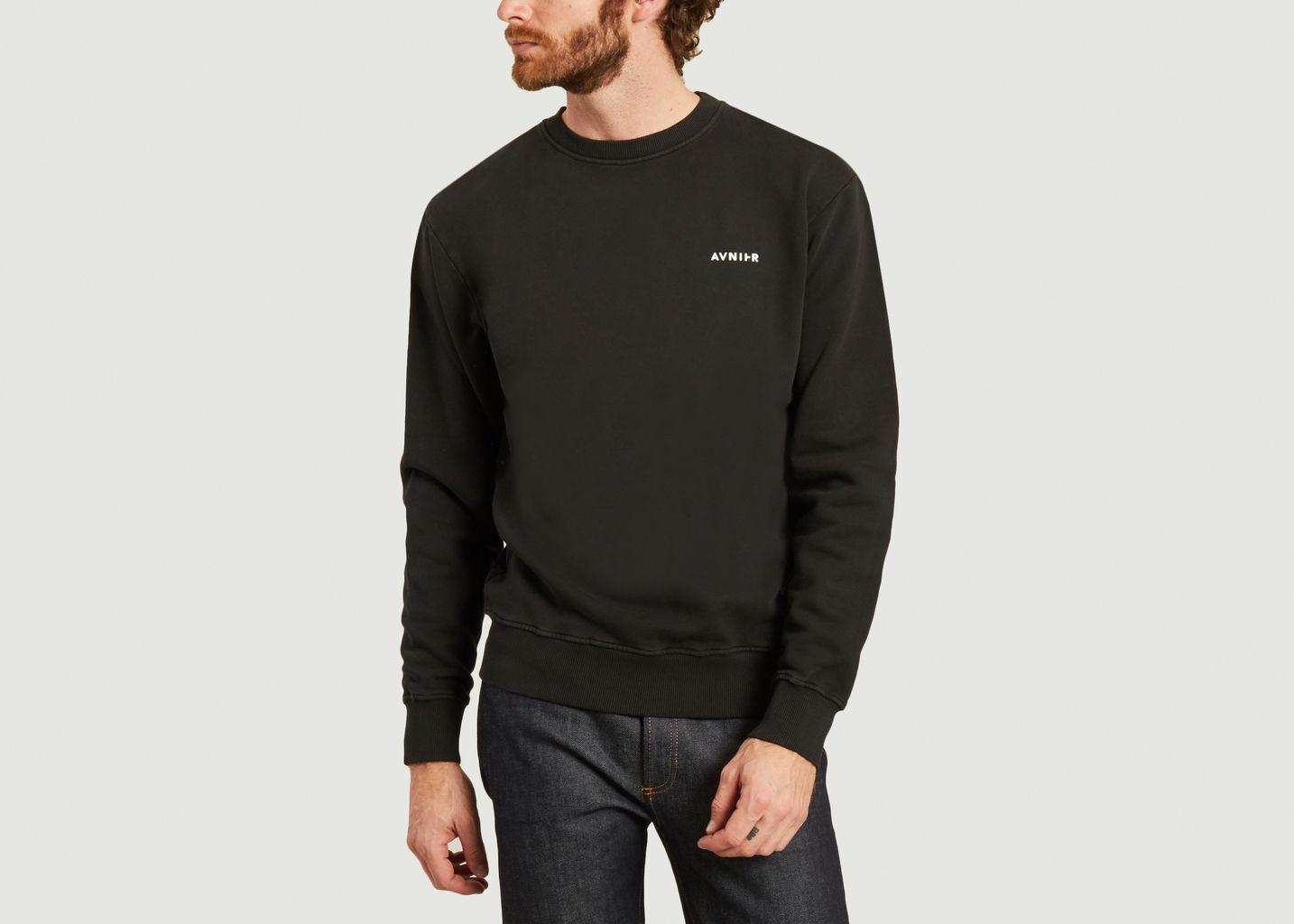 Sweatshirt Heart en coton biologique - AVNIER