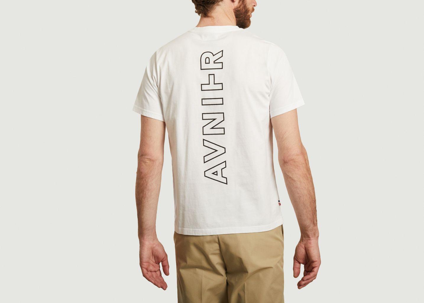 T-shirt Logo Vertical - AVNIER