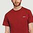 matière T-shirt Logo Vertical - AVNIER
