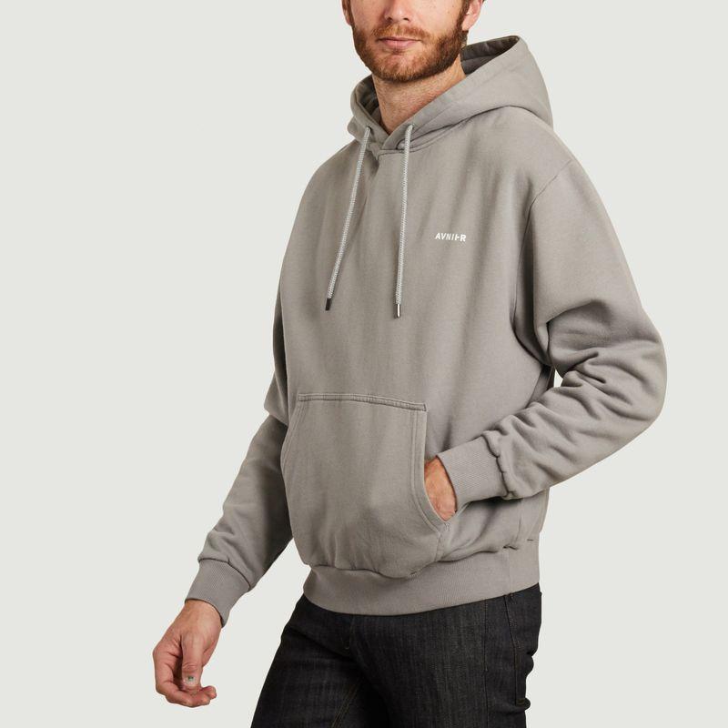 Hoodie Logo Vertical - AVNIER