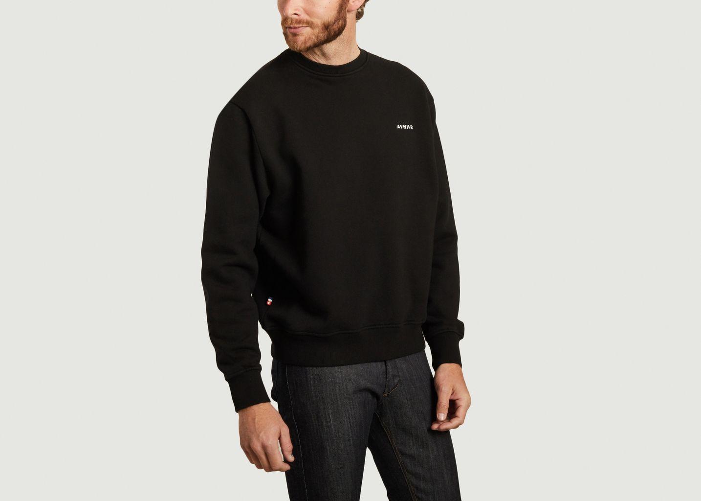 Sweatshirt Logo - AVNIER