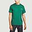 T-Shirt Source Vertical en coton biologique - AVNIER