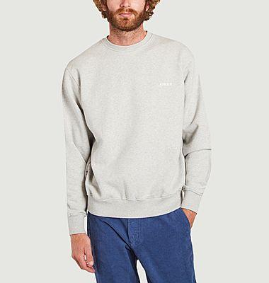 Encore organic cotton sweatshirt